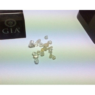 Rough Diamonds Parcel cts 26.00