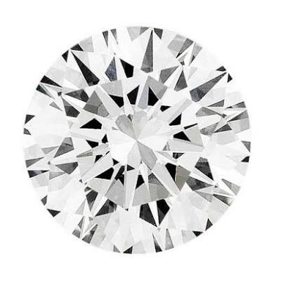 Polished diamonds lot size ct 0.01 to 0.03