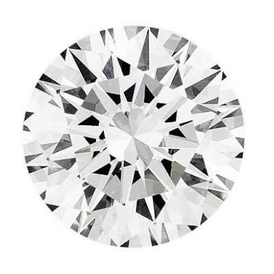 Polished diamonds lot ct.10 size ct 0.01 to 0.03