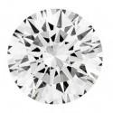 Polished diamonds lot cts.10 size ct 0.01 to 0.03
