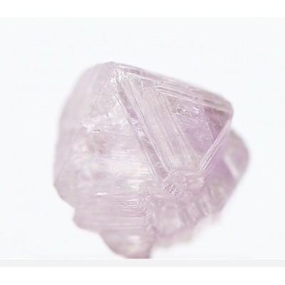Natural rough diamond PINK COLOR ct. 0.78