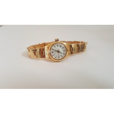 Wacth Rolex oyster perpetual gold 18kt