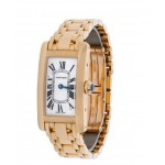 Cartier Tank American Lady gold