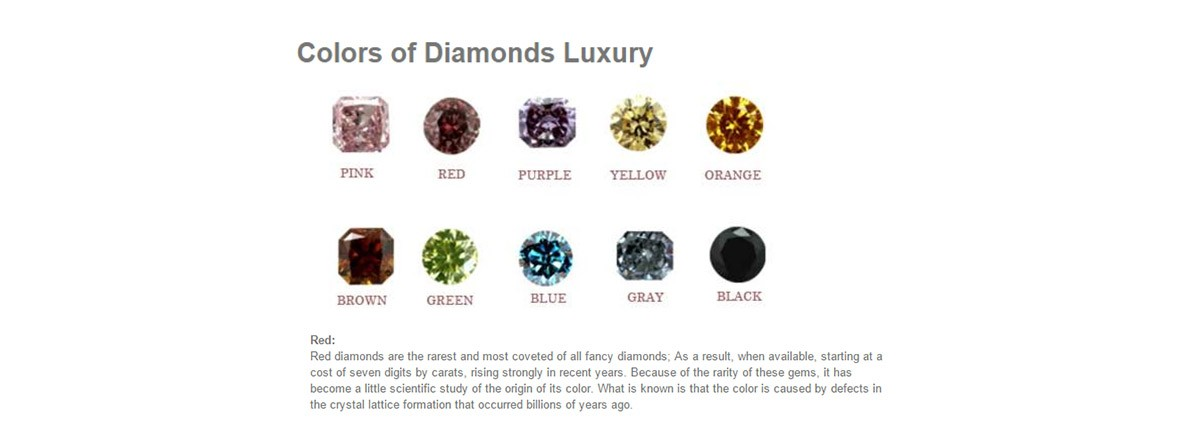 Colors of Diamonds Luxury